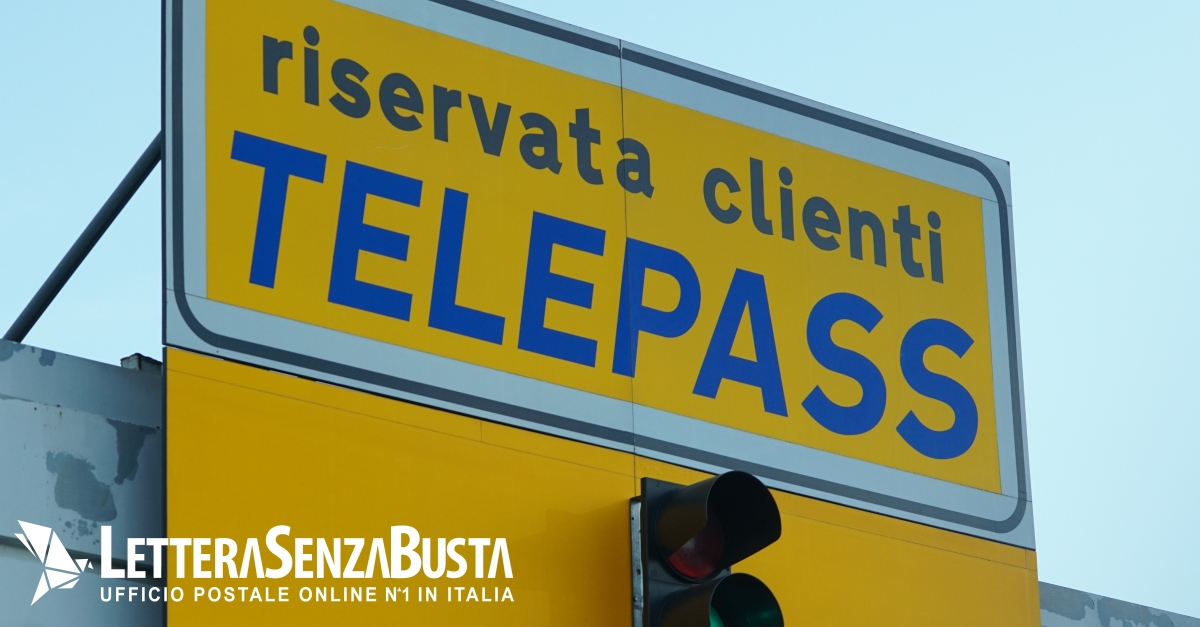 SCARICARE RICEVUTA TELEPASS